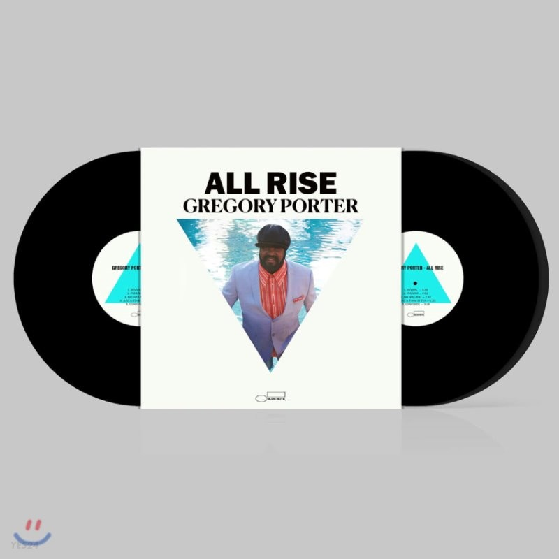 Gregory Porter (그레고리 포터) - All Rise [3LP]