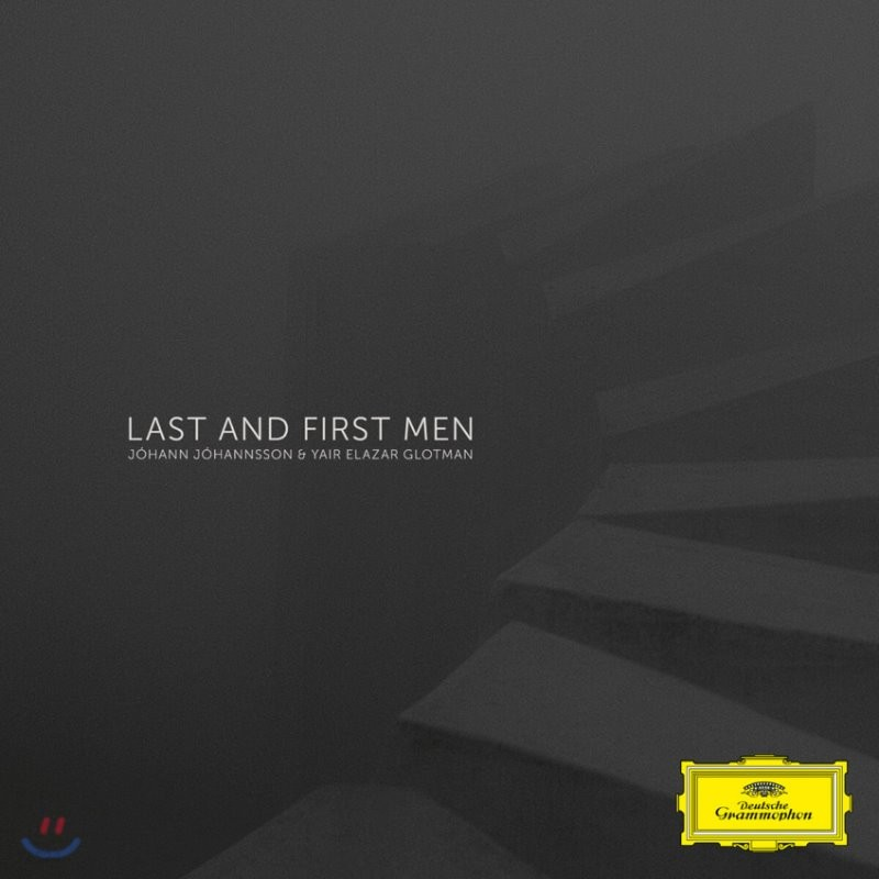 Johann Johannsson (요한 요한슨) - Last And First Men [2LP+블루레이]
