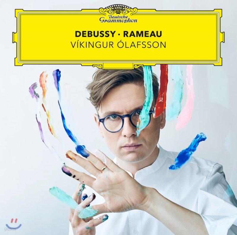 Vikingur Olafsson 드뷔시 / 라모: 피아노 작품집 - 비킹구르 올라프손 (Debussy & Rameau) [2LP]