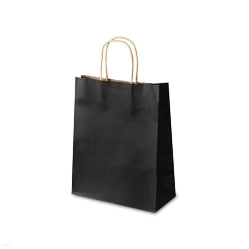 크라 블랙 쇼핑백 소