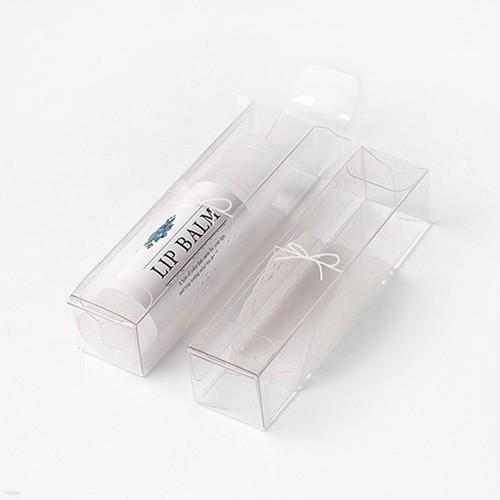 립밤 투명 1구 상자 (2개)
