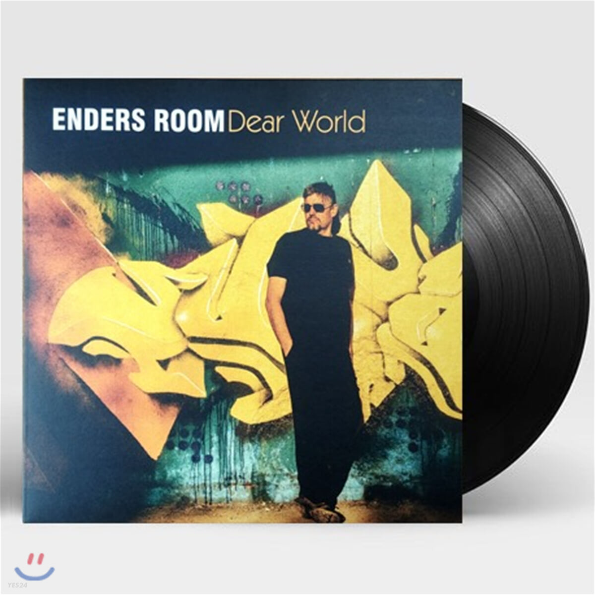 Johannes Enders (요하네스 엔더스) - Dear World [LP]