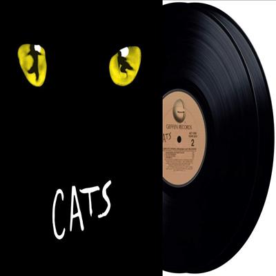 O.S.T. (Andrew Lloyd Webber) - Cats (캣츠) (Original Broadway Cast Recording)(Reissue)(2LP)
