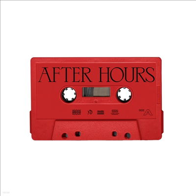 Weeknd - After Hours (Cassette Tape)