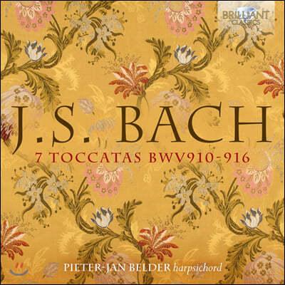 Pieter-Jan Belder 바흐: 토카타 (Bach: Toccatas BWV910-916)