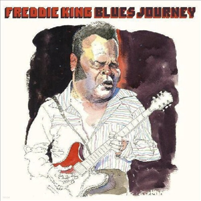 Freddie King - Blues Journey (Deluxe Edition)(Digipack)(3CD)