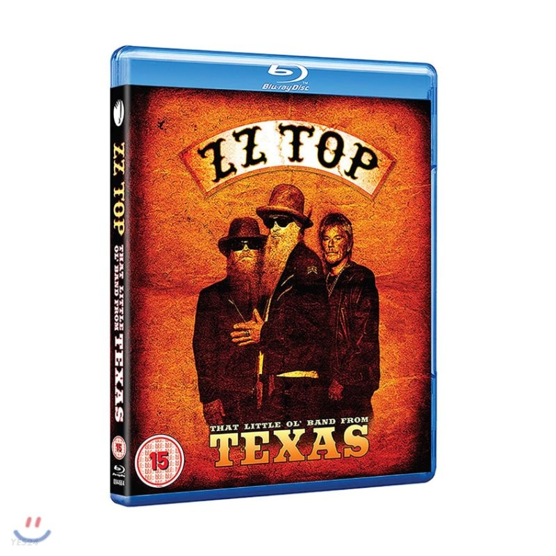 ZZ Top (지지 탑) - That Little Ol' Band From Texas