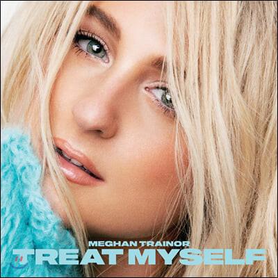 Meghan Trainor (메간 트레이너) - 3집 Treat Myself [2LP]