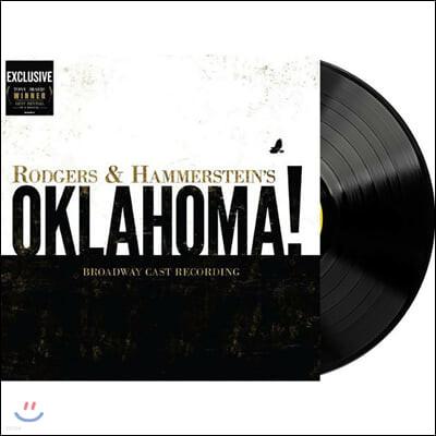 오클라호마! 뮤지컬 음악 - 2019 오리지널 브로드웨이 캐스트 (Rodgers & Hammerstein's Oklahoma! 2019 Broadway Cast Recording) [2LP]