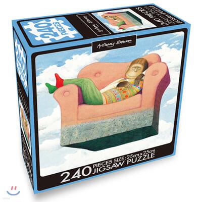 앤서니 브라운 240pcs  직소퍼즐 : 꿈꾸는 윌리