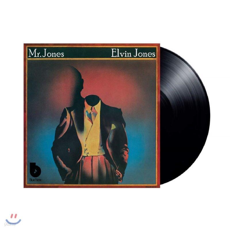 Elvin Jones (엘빈 존스) - Mr. Jones [LP]