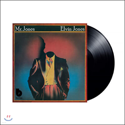 Elvin Jones (엘빈 존스) - Mr. Jones [LP]