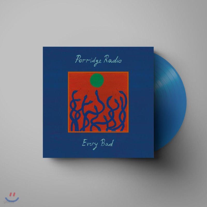 Porridge Radio (포리지 라디오) - 1집 Every Bad [투명 블루 컬러 LP]