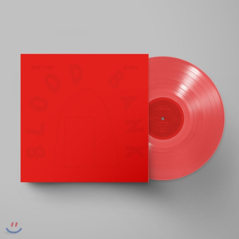 Bon Iver (본 이베어) - Blood Bank (EP) [레드 컬러 LP]