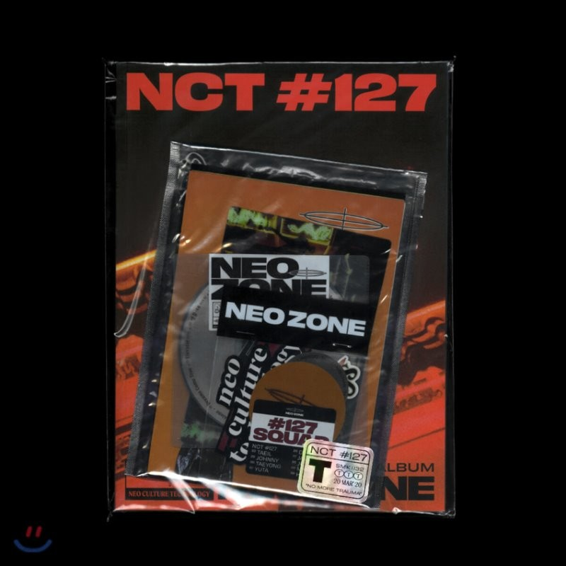 엔시티 127 (NCT 127) 정규 2집 - NCT #127 Neo Zone [T ver.]