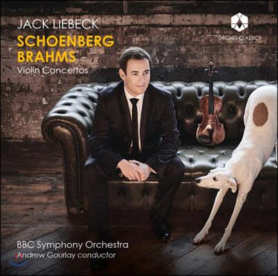 Jack Liebeck 쇤베르크 / 브람스: 바이올린 협주곡 (Schoenberg / Brahms: Violin Concertos)