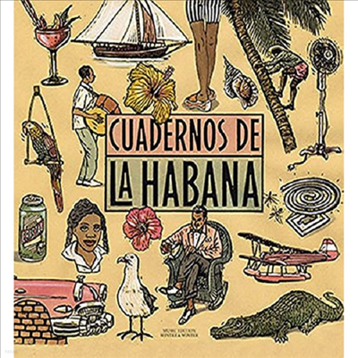 Various Artists - Cuadernos De La Habana - 180gram LP Limited Edition(독일 생산)