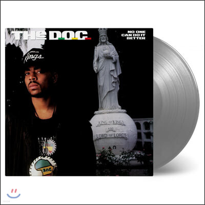 The D.O.C. (더 디오씨) - 1집 No One Can Do It Better [실버 컬러 LP]