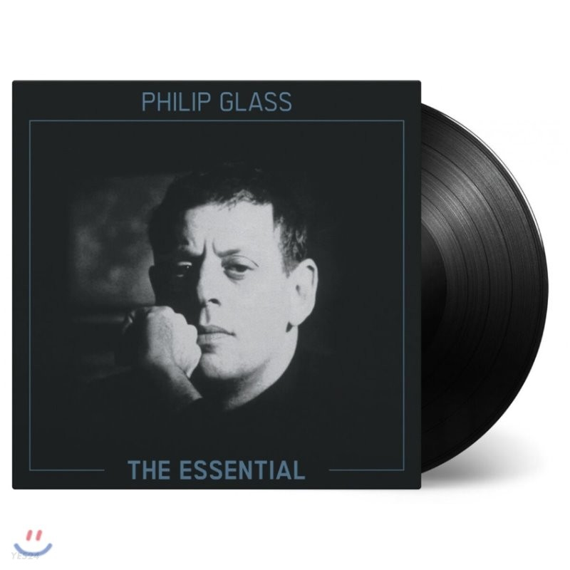 Philip Glass (필립 글래스) - Essential [4LP]