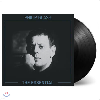 Philip Glass (필립 글래스) - Essential [4LP]