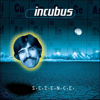 Incubus (인큐버스) - S.C.I.E.N.C.E. [투명 블루 컬러 LP]