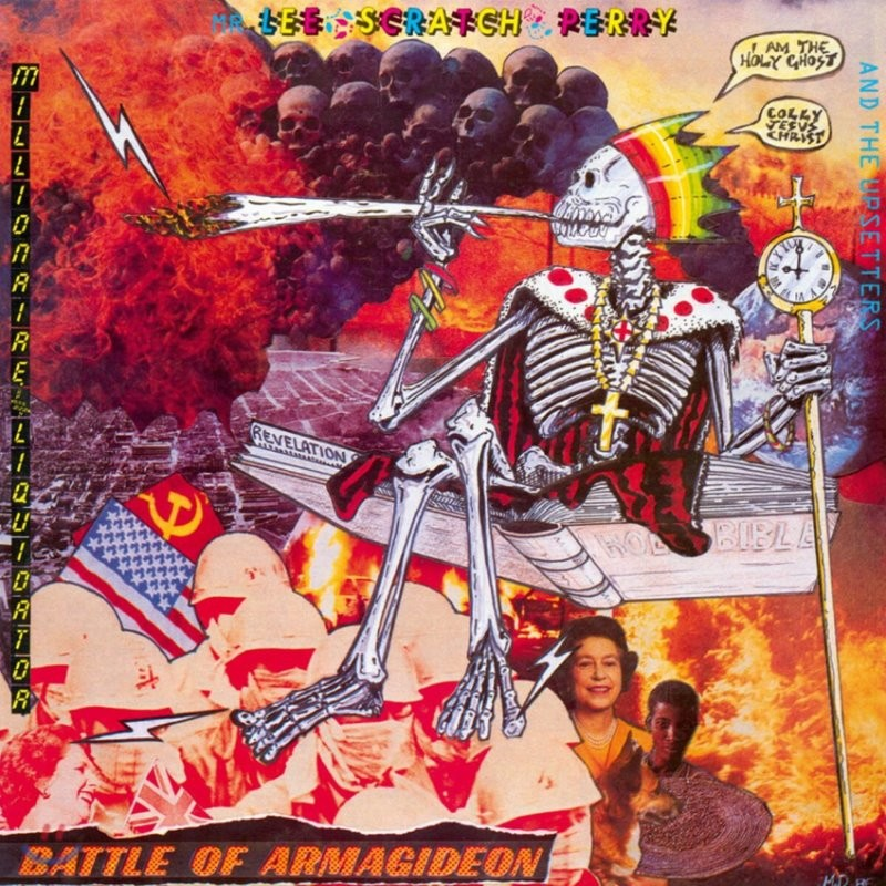 Lee Perry & the Upsetters (리 페리 & 디 업세터스) - Battle Of Armagideon [LP]