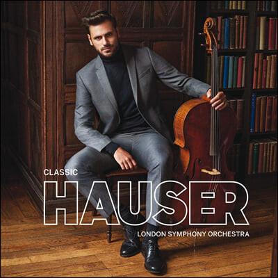 Hauser 하우저의 첼로 소품집 (Classic) [레드 컬러 2LP]