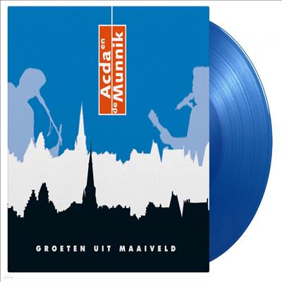 Acda & De Munnik - Groeten Uit Maaiveld (180g Colored LP)