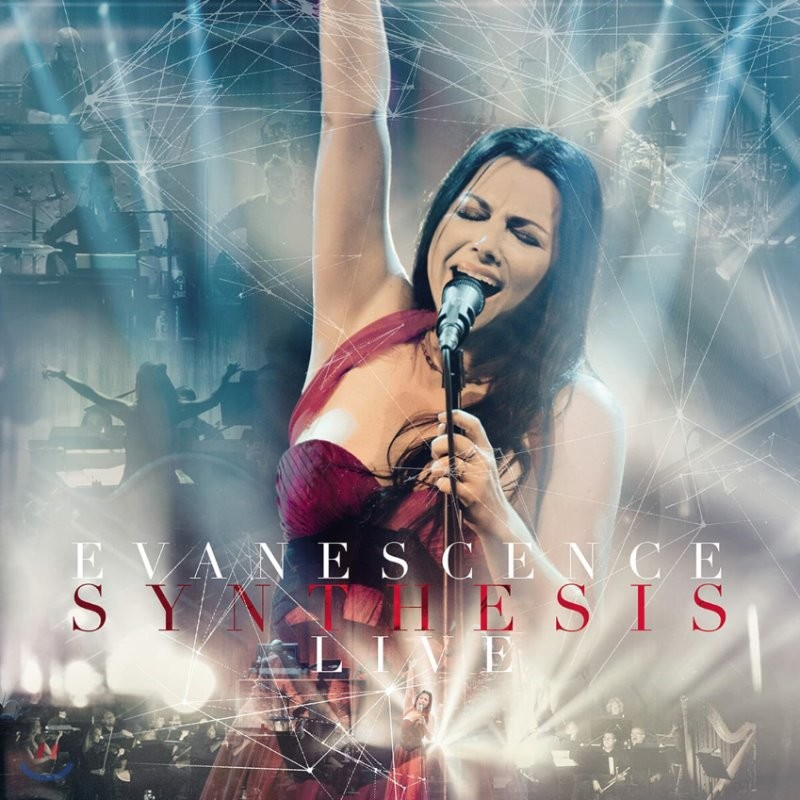 Evanescence (에반에센스) - Synthesis Live [2LP]
