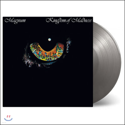 Magnum (매그넘) - Kingdom Of Madness [실버 컬러 LP]
