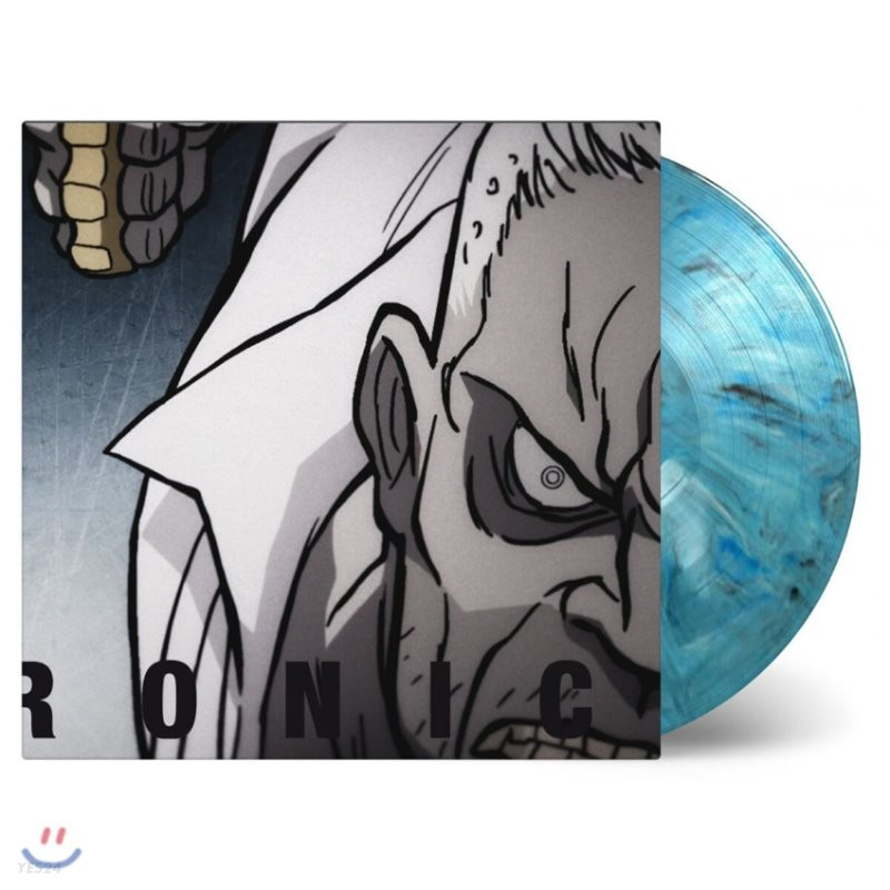 Jimmy Urine & Serj Tankian (지미 우린, 세르이 타키안) - Fuktronic [컬러 LP]