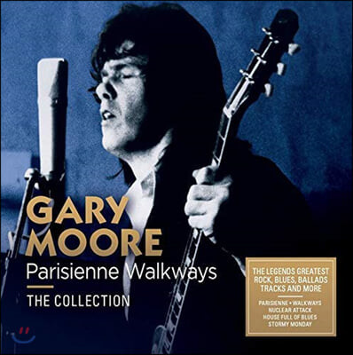 Gary Moore (게리 무어) - Parisienne Walkways: The Collection