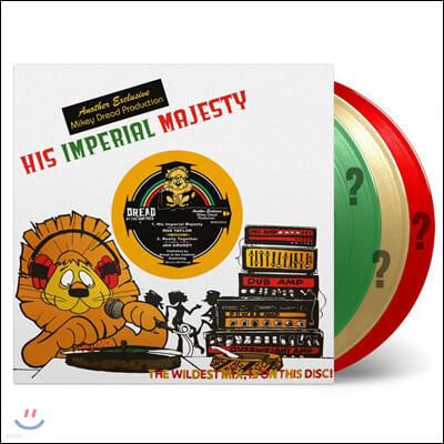 Mikey Dread Production (마이키 드레드 프로덕션) - His Imperial Majesty [10인치 랜덤 레드 & 골드 & 그린 컬러 Vinyl]