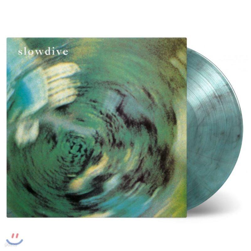 Slowdive (슬로우다이브) - Slowdive [투명 그린, 클리어&블랙 믹스 컬러 LP]