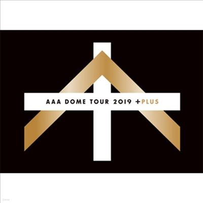 AAA (Attack All Around, 트리플 에이) - Dome Tour 2019 +Plus (지역코드2)(3DVD) (초회생산한정반)