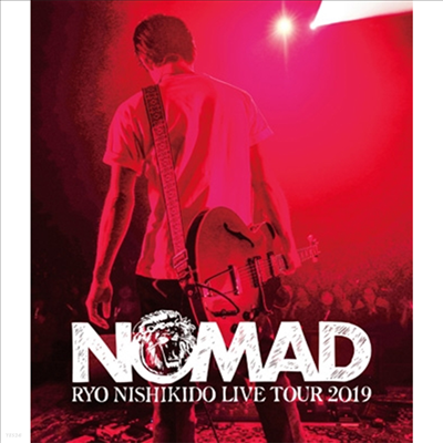 "Nishikido Ryo (니시키도 료) - Live Tour 2019 ""Nomad"" (Blu-ray+CD)(Blu-ray)(2020)"