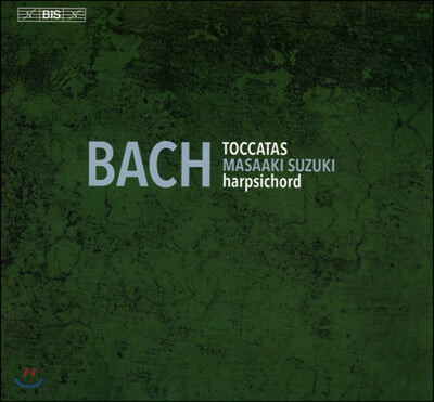 Masaaki Suzuki 바흐: 토카타 작품집 (Bach: Toccatas BWV 910-916)