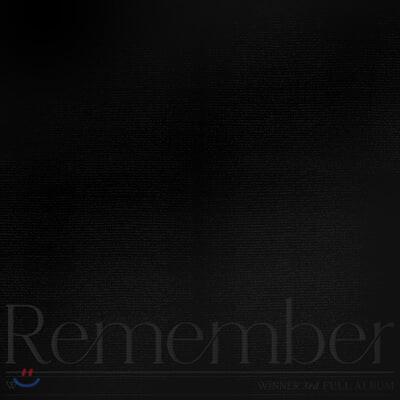 위너 (WINNER) 3집 - Remember [US ver.]