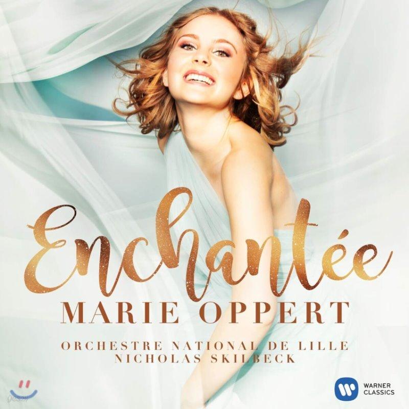 Marie Oppert 마리 오페르 - 뮤지컬 아리아 모음집 (Enchantee)