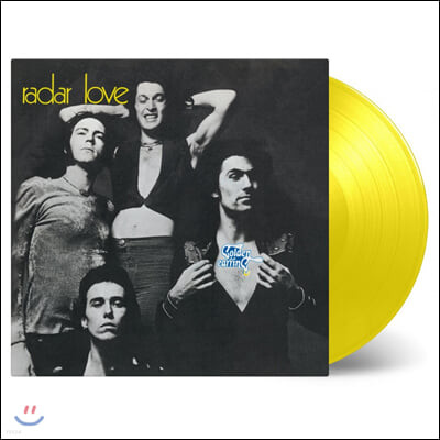 Golden Earring (골든 이어링) - Radar Love [7인치 옐로우 컬러 Vinyl]