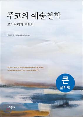 푸코의 예술철학 (큰글자책)