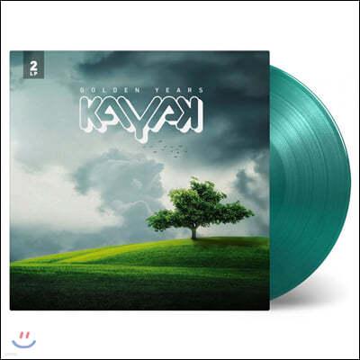 Kayak (카약) - Golden years [투명 그린 컬러 LP]