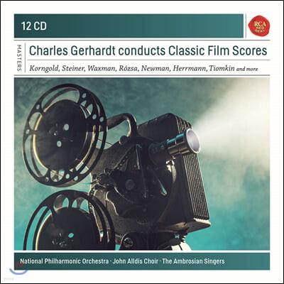 찰스 게르하르트가 지휘하는 클래식 필름 스코어 (Charles Gerhardt Conducts Classic Film Scores)