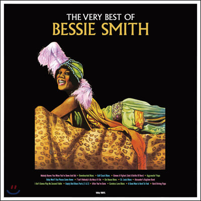 Bessie Smith (베시 스미스) - The Very Best of Bessie Smith [LP]