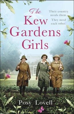 Kew Gardens Girls