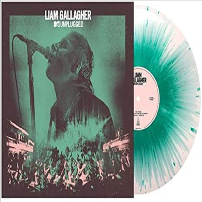 Liam Gallagher - MTV Unplugged (Live At Hull City Hall) (Indie Exclusive)(Ltd)(Colored LP)