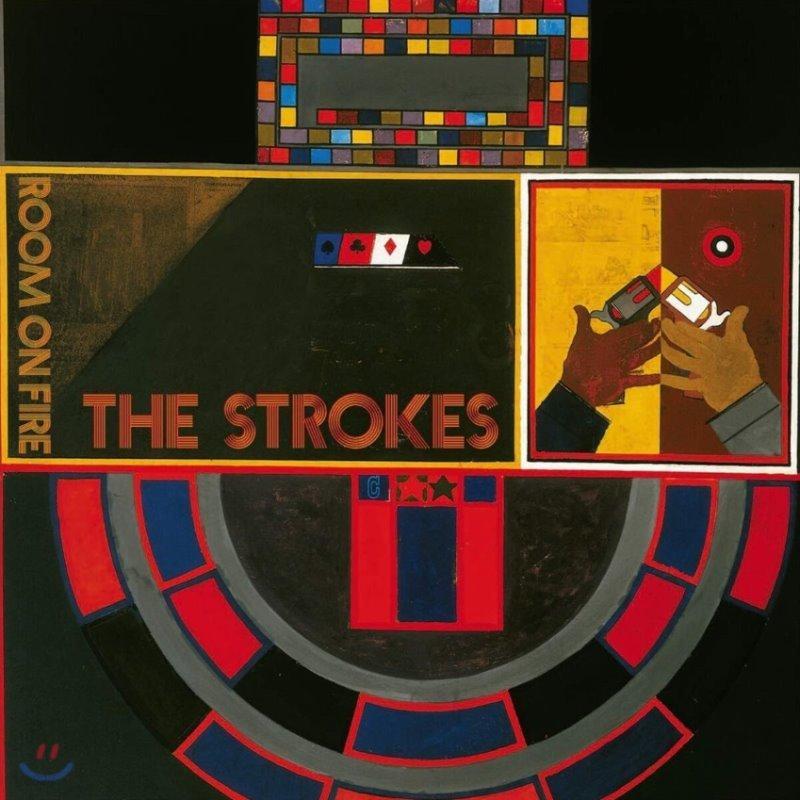 The Strokes (스트록스) - Room on Fire [불꽃 컬러 LP]