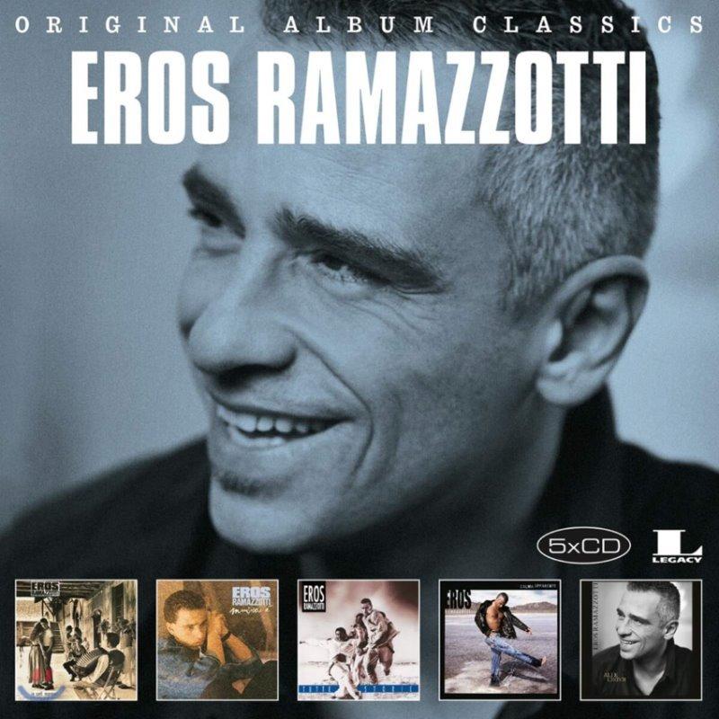 Eros Ramazzotti (에로스 라마조띠) - Original Album Classics