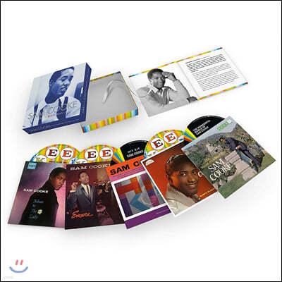 샘 쿡 킨 레코즈 녹음 모음집 (Sam Cooke - The Complete Keen Years 1957-1960)