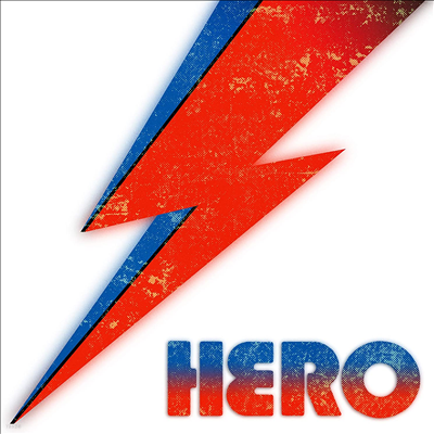 Various Artists - Hero: Main Man Records Presents Tribute To David Bowie (LP)